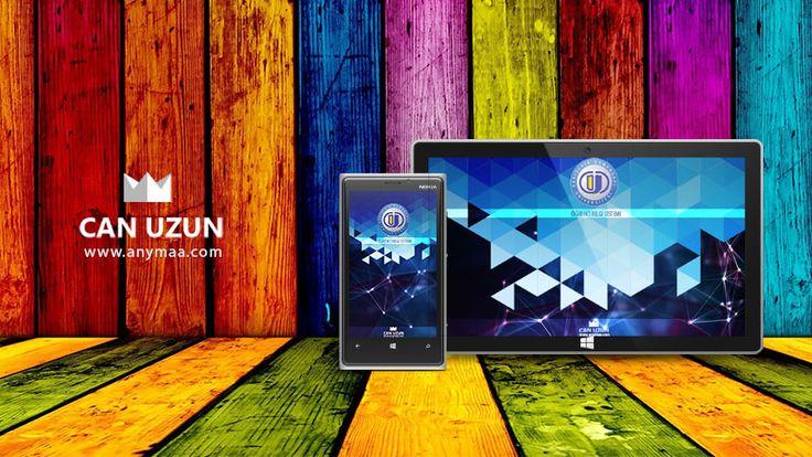 ESOGU Wındows Phone App | Can Uzun | anymaa