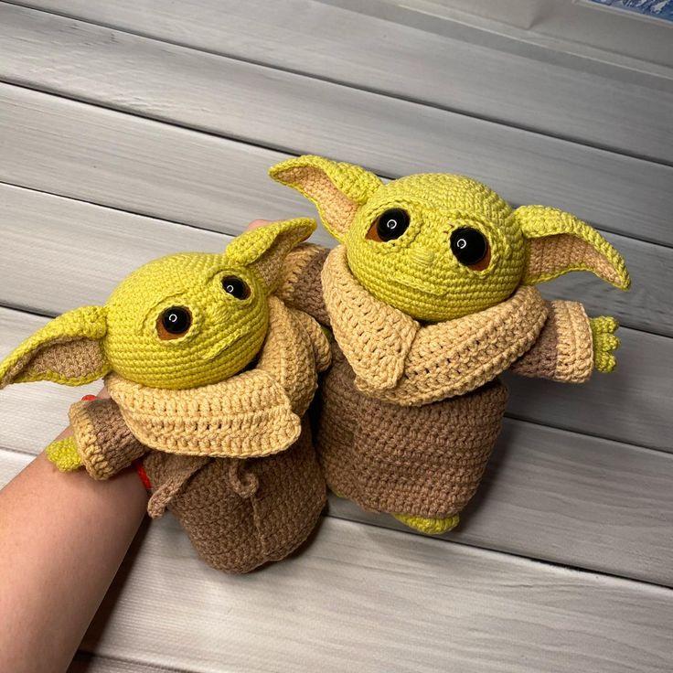 Green baby Birthday gift ideas for boys Amigurumi animals
