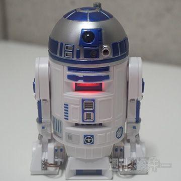 R2D2バーチャルキーボード