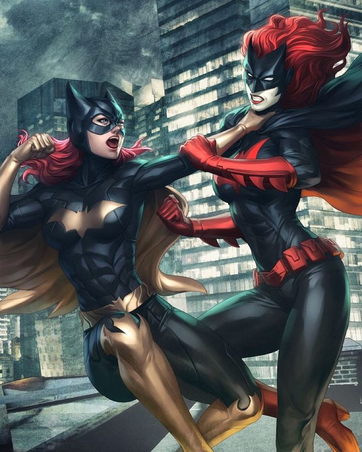 The 11 Best Comic Batgirl Porn Images On Pinterest -2411