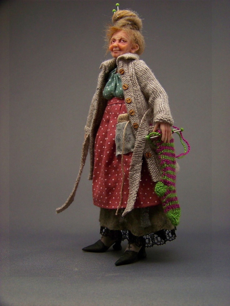 *ThiCkEt PeOpLe*---Witch ---1/12th scale doll--Selda--------M* | eBay