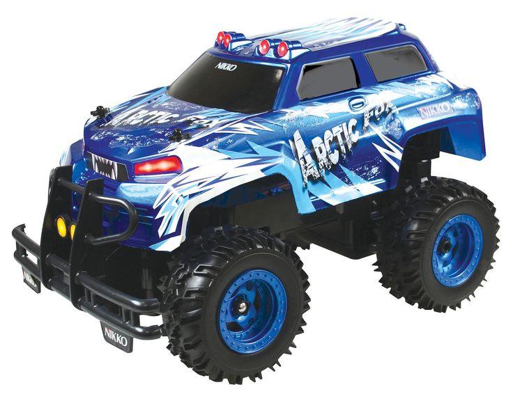 Nikko Artic Fox R/C bil