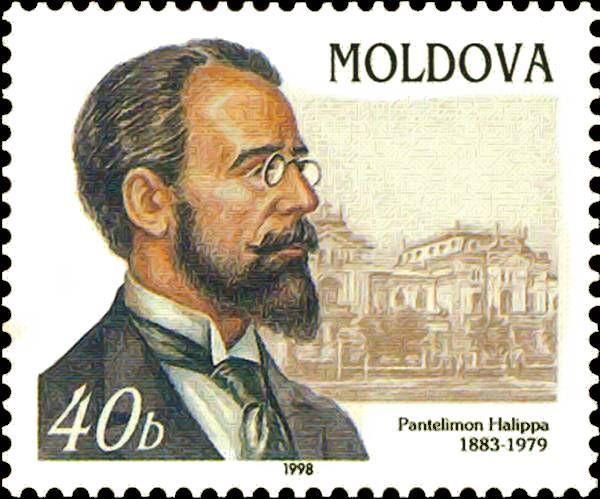 Pantelimon Halippa (1883-1979). Journalist and politician