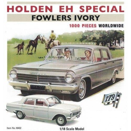 EH Holden Special Sedan