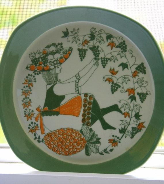 figgjo norway plate
