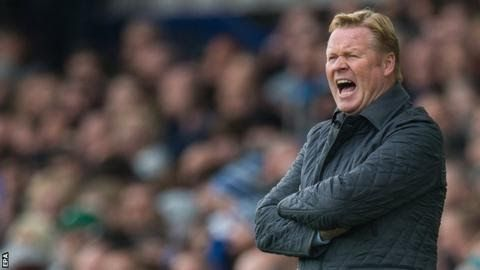 Only twice have Everton made a worse start to a Premier League campaign  When  Ronald Koeman took the acclaim from Goodison Park at the end of his  first season as Everton manager he could reflect with satisfaction on a  job well done.  Koeman prised from Southampton as the top target  of major shareholder Farhad Moshiri in succession to sacked Roberto  Martinez had restored order from the chaos of the Catalan's regime and  guided Everton back into the Europa League with a seventh-place…