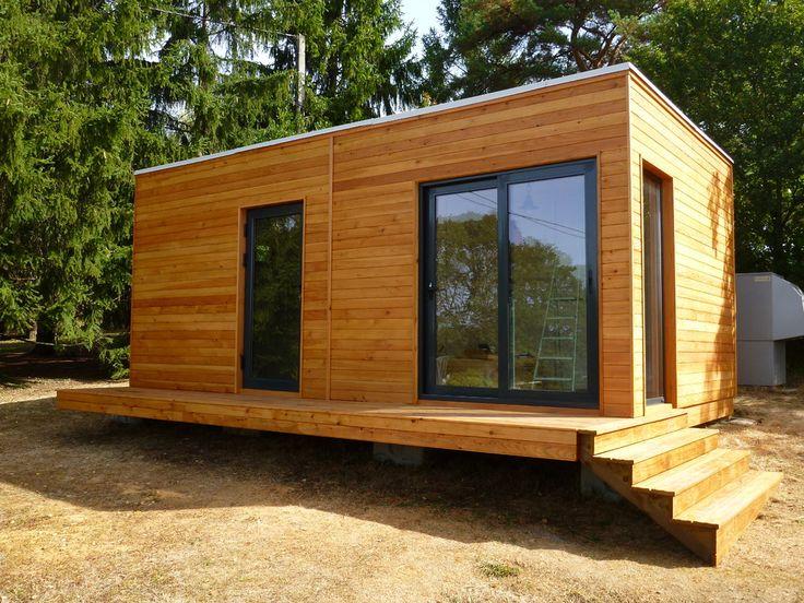 studio en bois de jardin bureau de jardin pool house abri spa r alisations dreamgarden. Black Bedroom Furniture Sets. Home Design Ideas