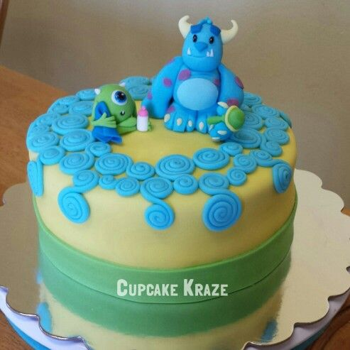 53 best Baby shower images on Pinterest Monster baby showers
