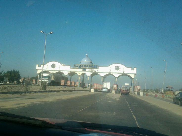 Port Said Gates
