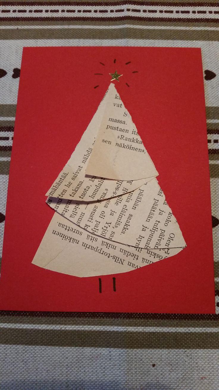 Joulukortti, christmascard