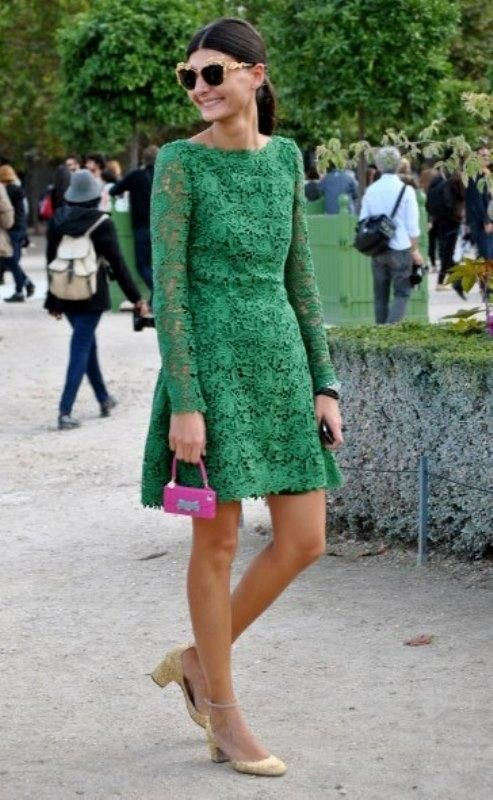 What To Wear To A Fall Wedding: 29 Perfect Fall Guests' Outfits | Weddingomania…