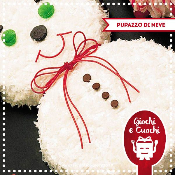 Pupazzo di Neve - Una torta sfiziosa e dolcissima, per celebrare l'inverno