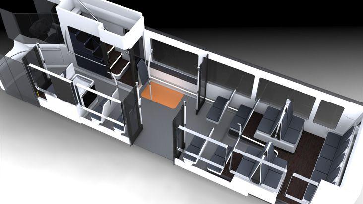 Megabus Double Decker Interior | www.imgkid.com - The ...