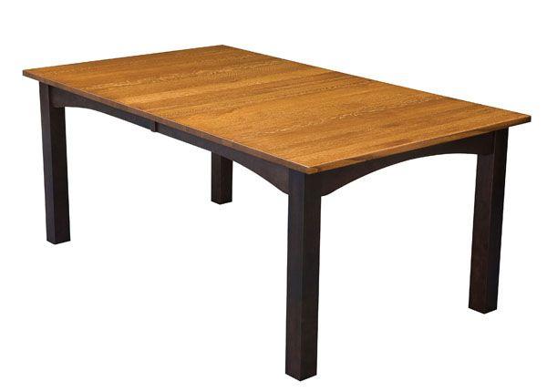 Bellingham Leg Table Dining Room Buy Custom Amish Furniture Dining Table Dining Table Legs Hardwood Table