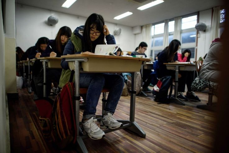 Yet again, SAT scores in Asia withheld because of cheating - The Washington Post