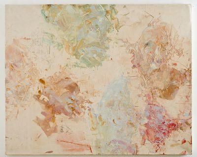 study I (Winter) oil on canvas, 2013 1170 x 1460 mm