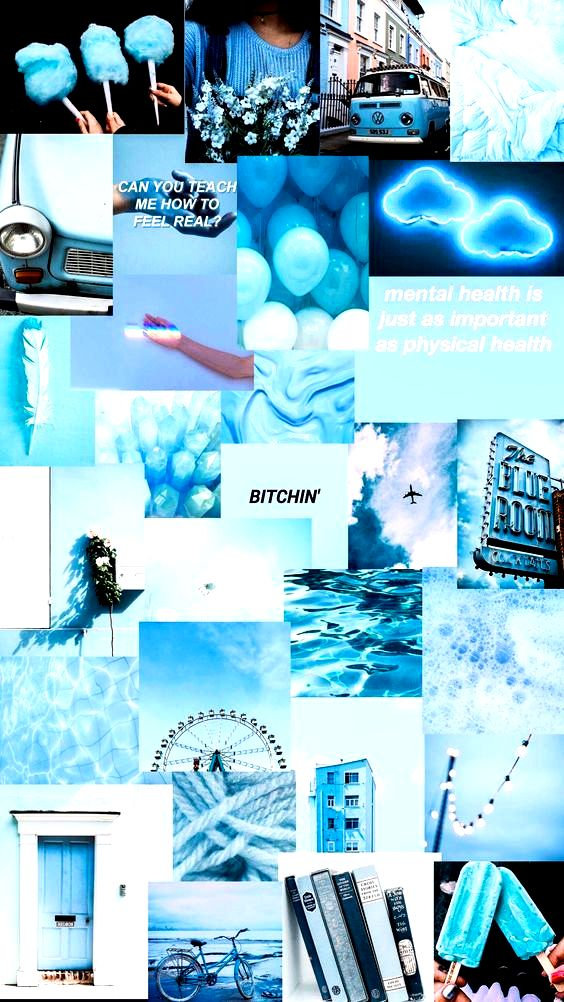 Blue VSCO Backgrounds – Cool backgrounds | Pretty ...