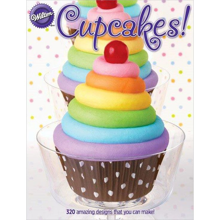 This exciting publication will show you how to make cupcakes that are colorful and fun inside and out with 320 amazing designs that are easy to create.Features: Cupcake Collections, Cupcakes of the Mo