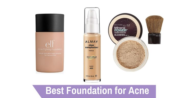 Best foundation for acne on pinterest best foundation acne prone