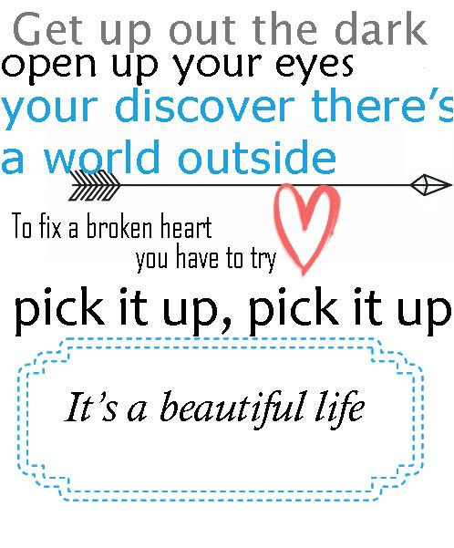Union J Beautiful Life Lyrics 51 best Union J images...