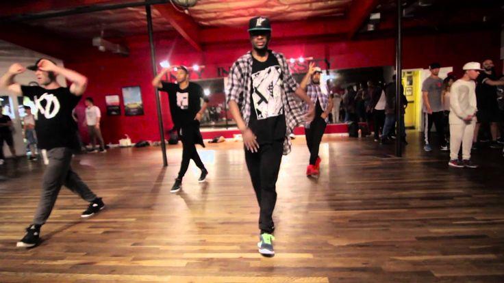 """Janet Jackson - """"Burn It Up"""" - JR Taylor Choreography - YouTube"""