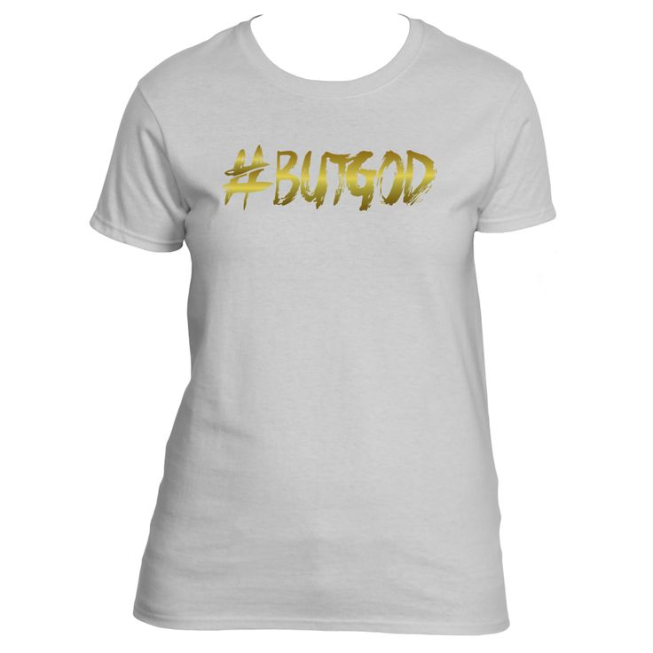 The #ButGod Black T-Shirt is everything you need to stay hopeful and to inspire others throughout the day. Remember, Prayer Always Changes Things!