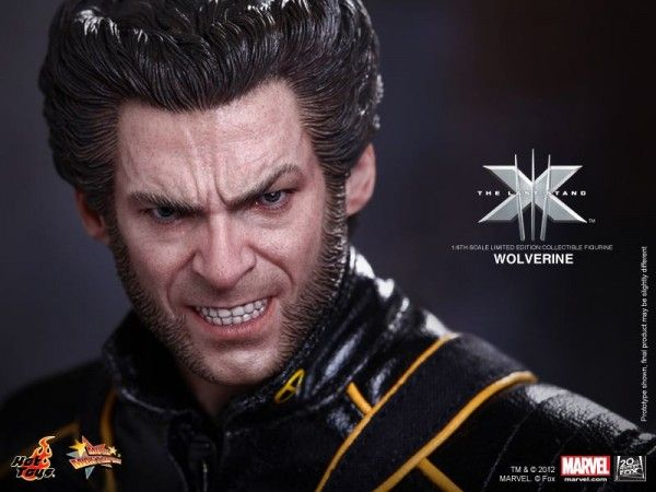 Exclusive Toys Reveals 1/6 Scale X-Men The Last Stand Wolverine Figure