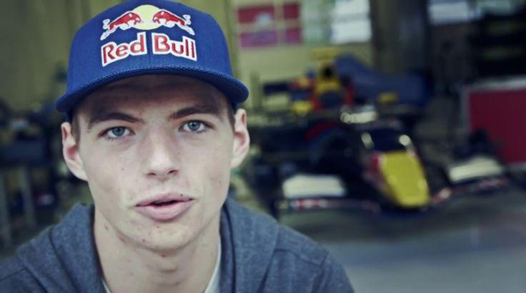 A Portrait Of Max Verstappen (VIDEO)