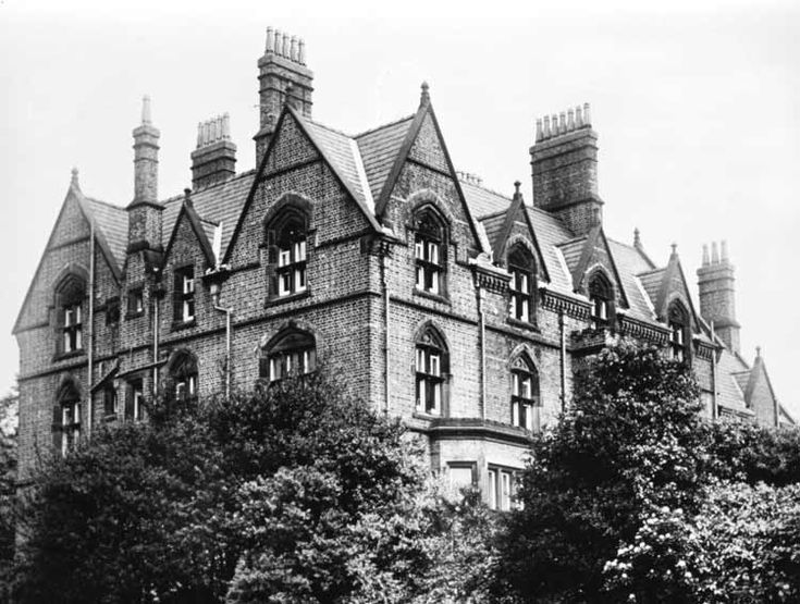 In 1934, an old Victorian house and estate known as 'Strawberry Field' was sold to The Salvation Army by the widow of a wealthy merchant. It was situated in