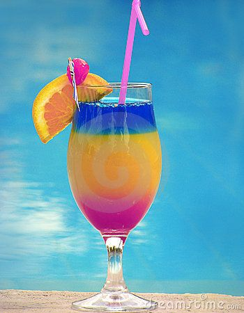 Colorful Cocktail drink | Drinks , mix | Acholic drinks ...