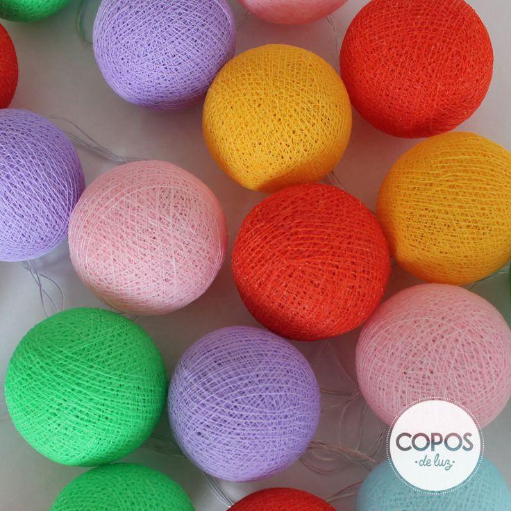 17 mejores ideas sobre bola de hilo en pinterest - Bolas de hilo ...