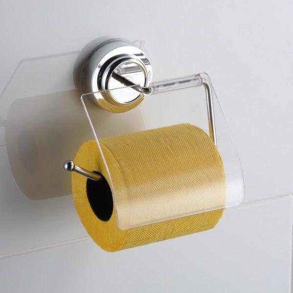 Držák na toaletní papír bez nutnosti vrtání ZOSO Tissue | Bonami