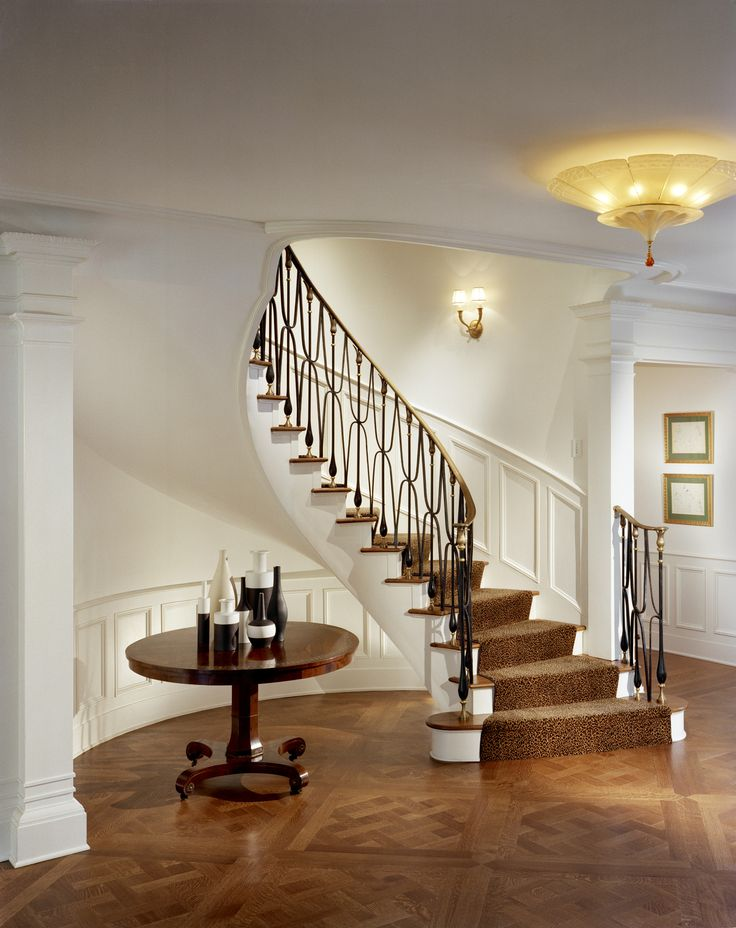 Country Home Foyers : Best images about entry halls and stairs on pinterest