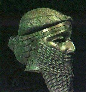 Sargon of Akkad (c. 2334-2279 B.C.)