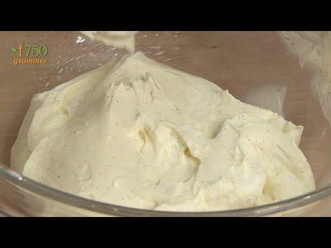 Crème Diplomate ou à mille-feuilles - 750 Grammes - YouTube