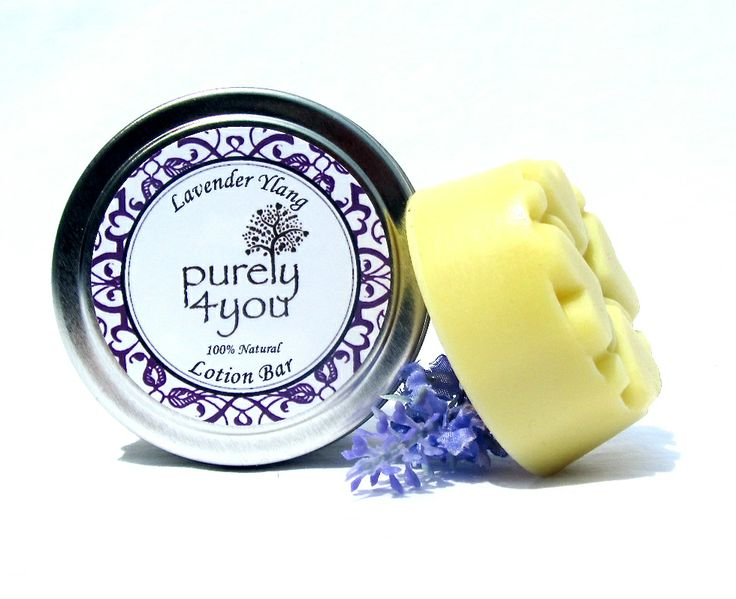 Lavender Ylang Lotion Bar - it is calming and gives a sense of warmth and comfort with a floral undertone. Ingredients: Unrefined shea butter, olive oil, beeswax, lavender essential oil, ylang ylang III essential oil 1.6 oz - $7.50 1.0 oz - $7.00