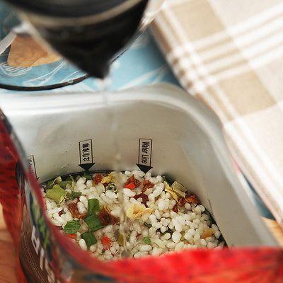 Easy cook Korean food Instant kimchi taste bibimbap  Just pour hot water * 5EA