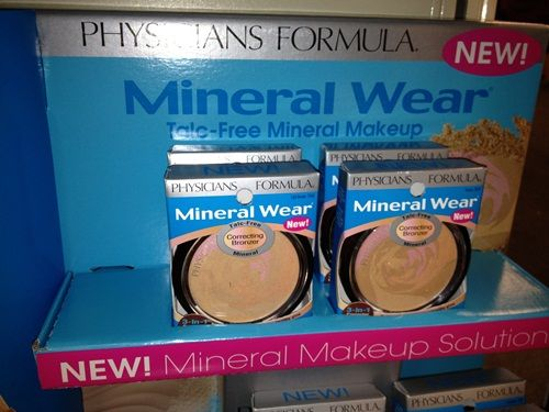 Physician's Formula Mineral Wear Correcting Bronzer or Airbrushing Pressed Powder Mail in Rebate ( November 30)