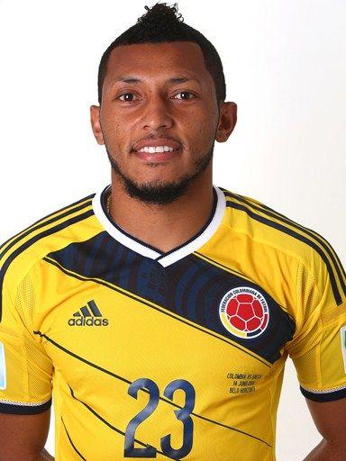 Las fotos oficiales de #Colombia #Fifa #Brasil2014 - Carlos Valdez