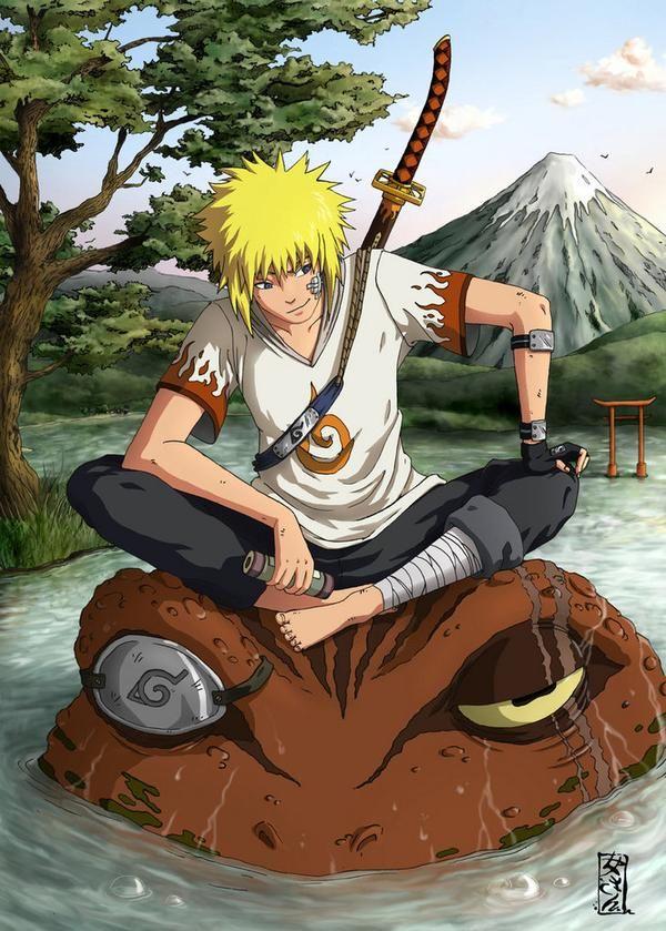 Naruto: Nova Geração! — Introdução — capítulo 1
