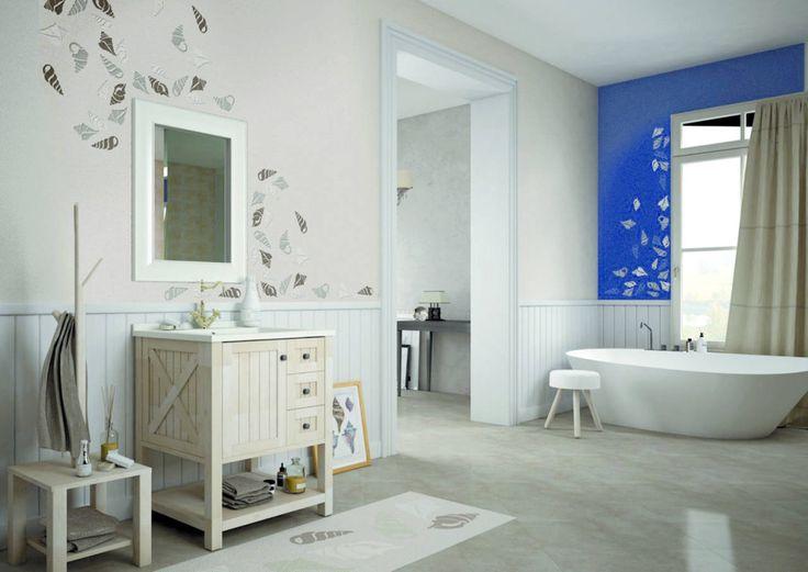 Oltre 1000 idee su Piccole Piastrelle Da Bagno su Pinterest  Bagni ...