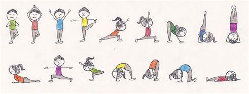 Kinderyoga im Städtedreieck - Warum Yoga mit Kindern ...