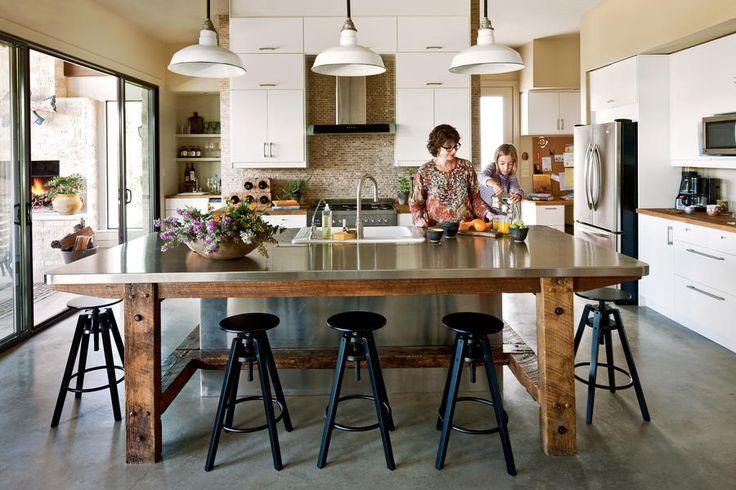 Mejores 603 imágenes de Kitchen en Pinterest   Cocina comedor ...