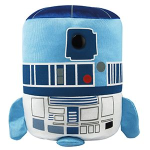 R2-D2 Plush Toys Inspired by Disney's epic space opera, Star Wars