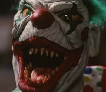 LAZY EYE THEATRE: Top 5 Tuesdays (T5T) Things Scarier Than A Clown As Listed By An Evil Clown