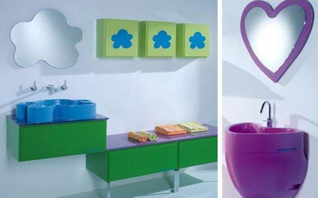 Baños infantiles #baños #bathroom #infantil