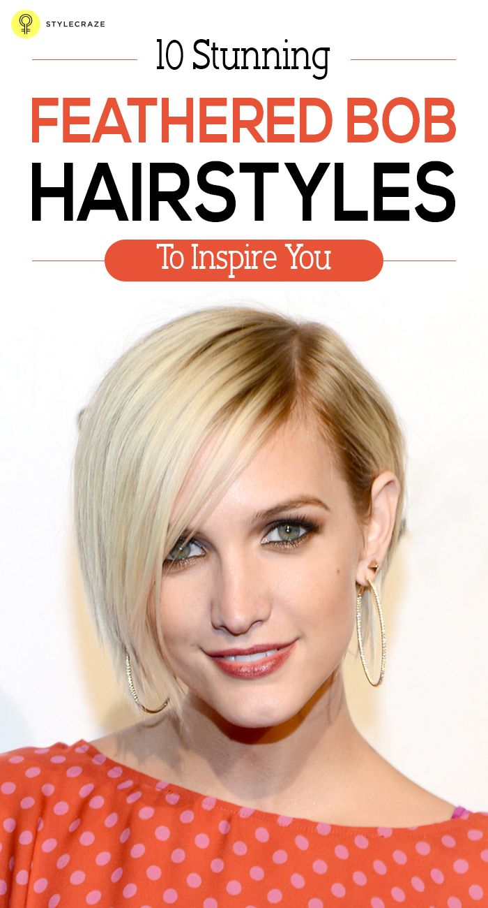 Singer Ashlee Simpson's launch party side-swept sleek feathered bob is all kinds of wonderful.