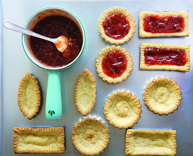 Mrs. Wheelbarrow's Jam Tarts on Food52.