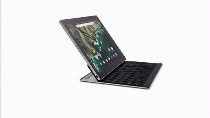Google unveils Pixel C flagship Android tablet - GSMArena.com news