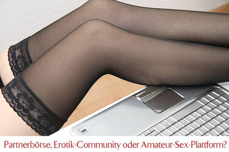 amateur erotik community